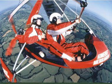 MICROLIGHTING TRIAL FLIGHT ... & Microlighting Trial Flight azcodes.com