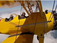 TIGER MOTH BI-PLANE FLYING EXPERIENCE IN GLOUCESTER 20 MINUTES