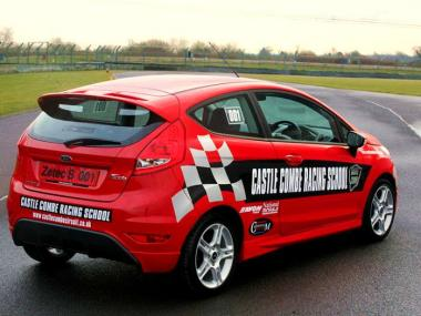RACE TRACK DRIVING EXPERIENCE COURSE