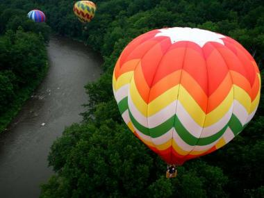 HOT AIR BALLOON EARLY BIRD EXPERIENCE